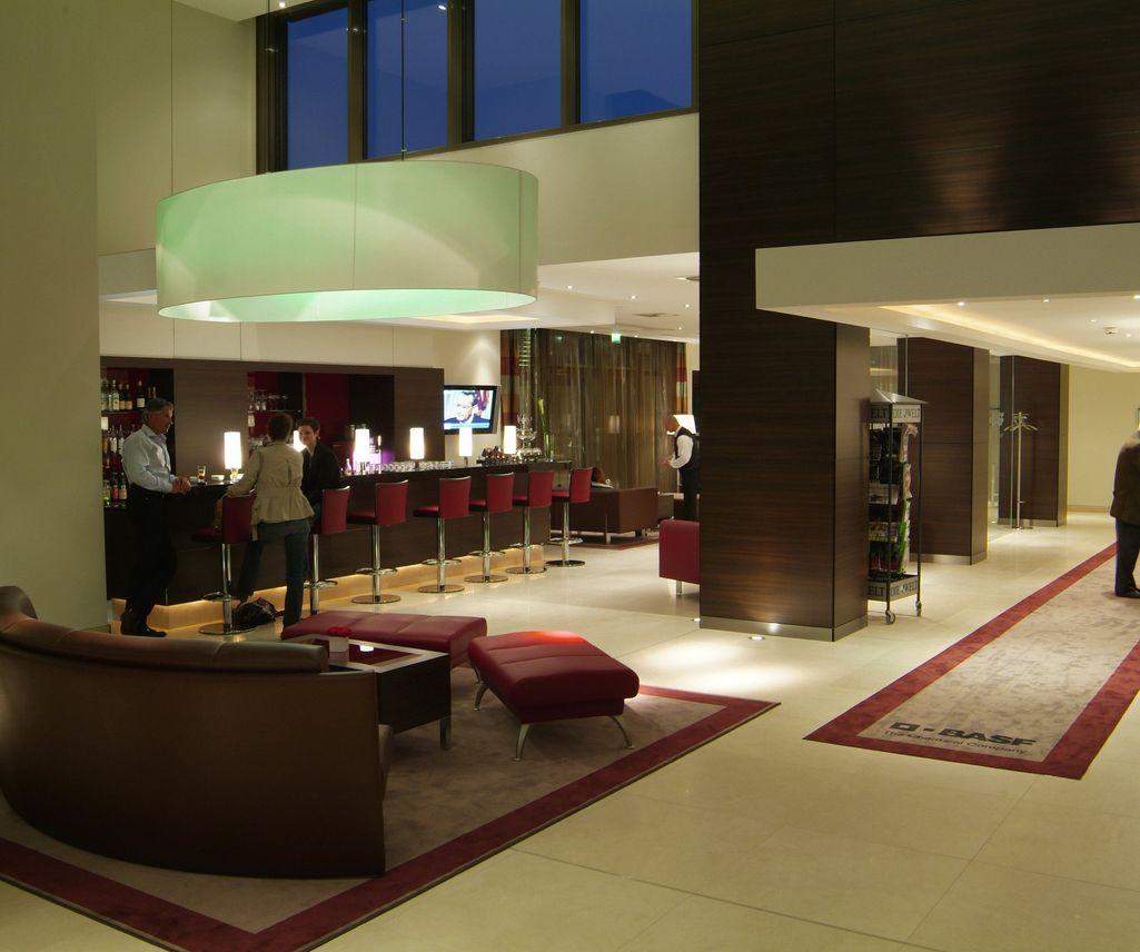 BASF HOTEL RENÉ BOHN Z68, LUDWIGSHAFEN am RHEIN