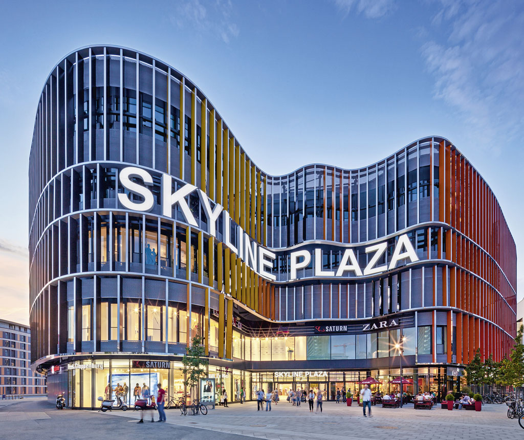SKYLINE PLAZA, FRANKFURT AM MAIN