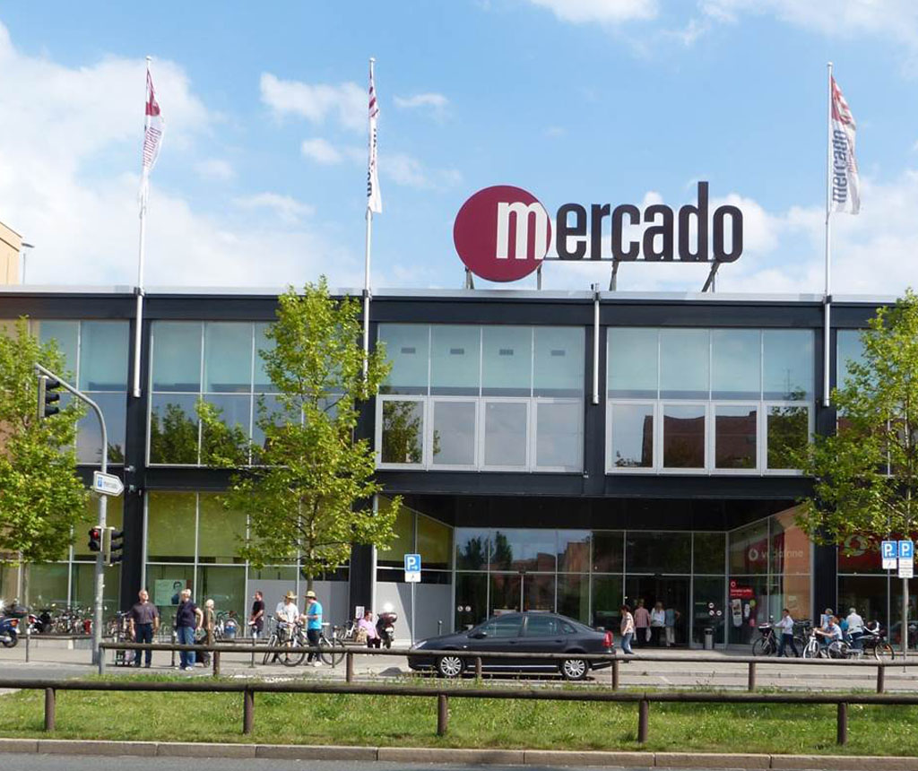 MERCADO, NÜRNBERG