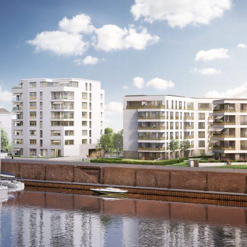 Wohnbebauung mit Tiefgarage Ludwigshafen/Rhein